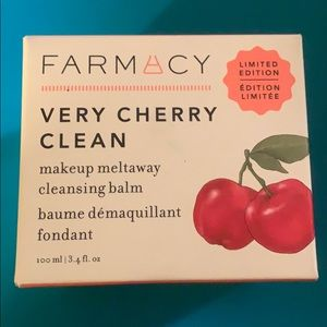💋Farmacy Very Cherry Clean Cleansing balm💋